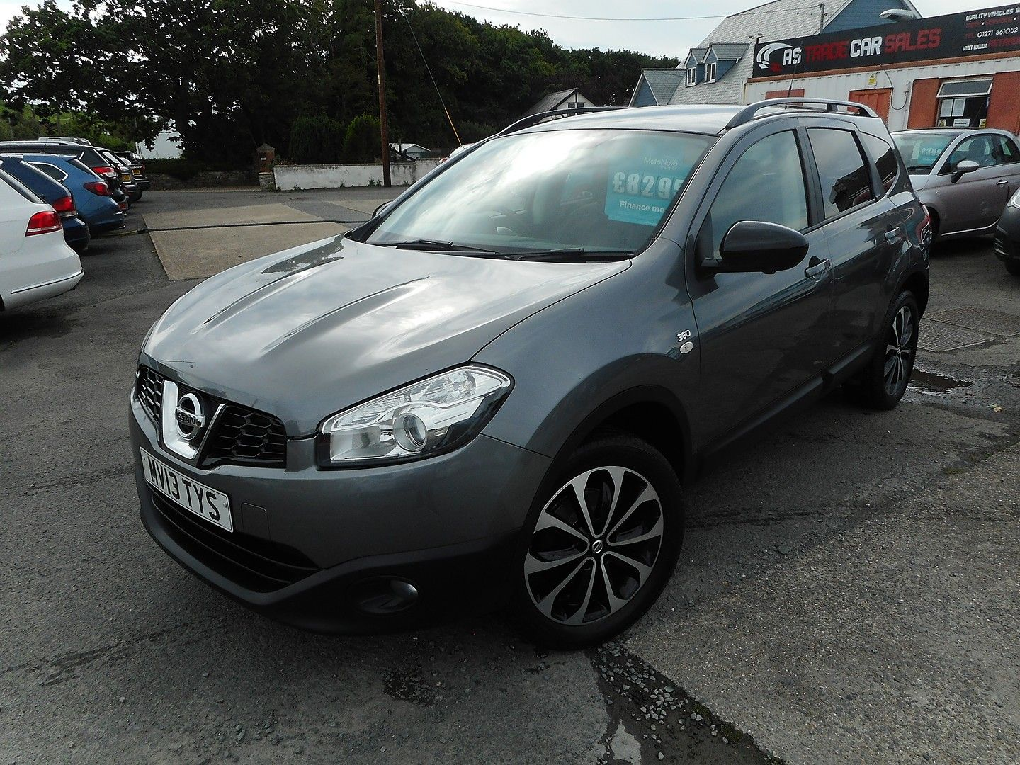 NISSAN QASHQAI+2   7 SEATER 360 1.5 dCi (2013) - Picture 5