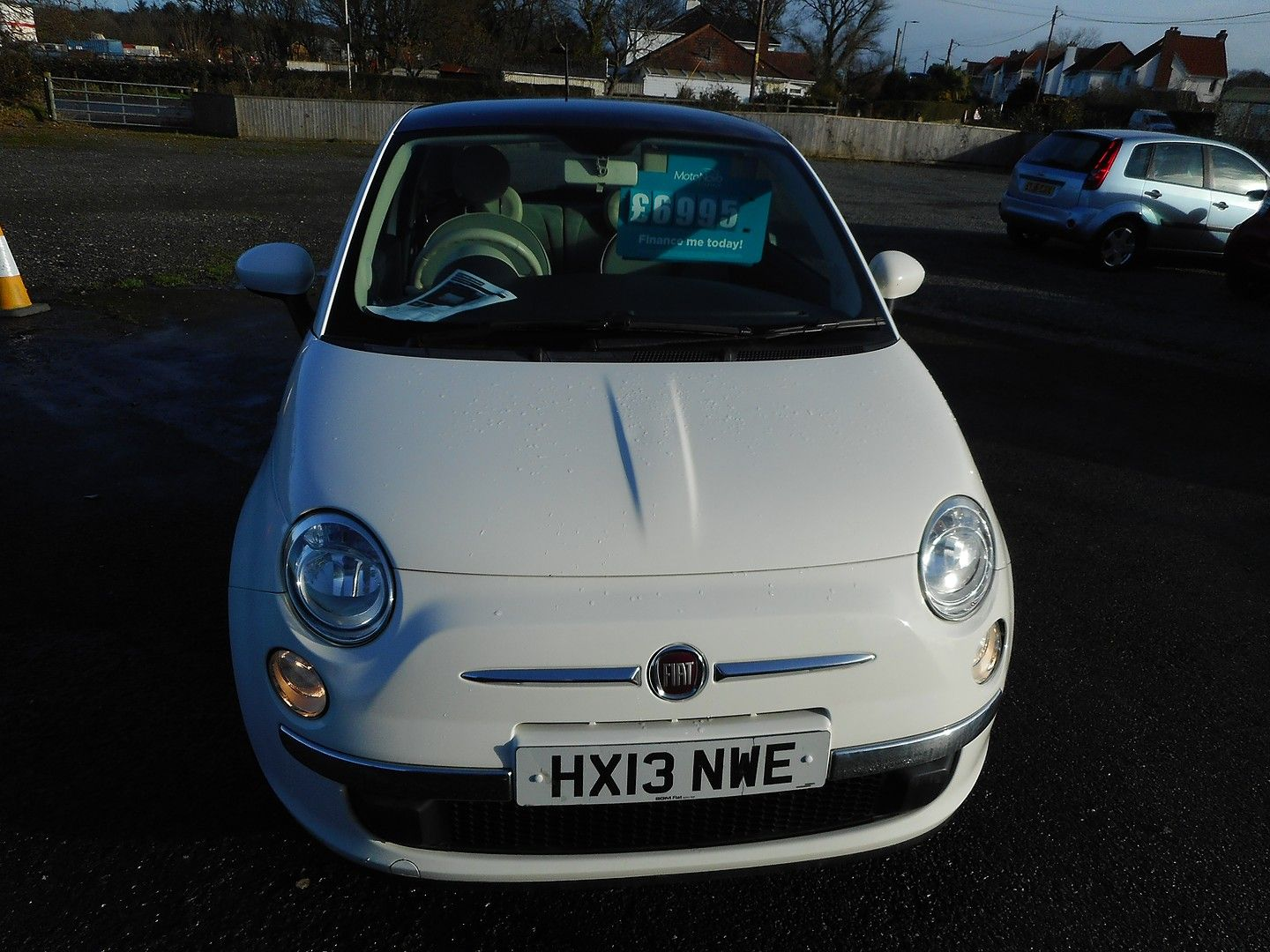 FIAT5001.2i Lounge S/S automatic for sale