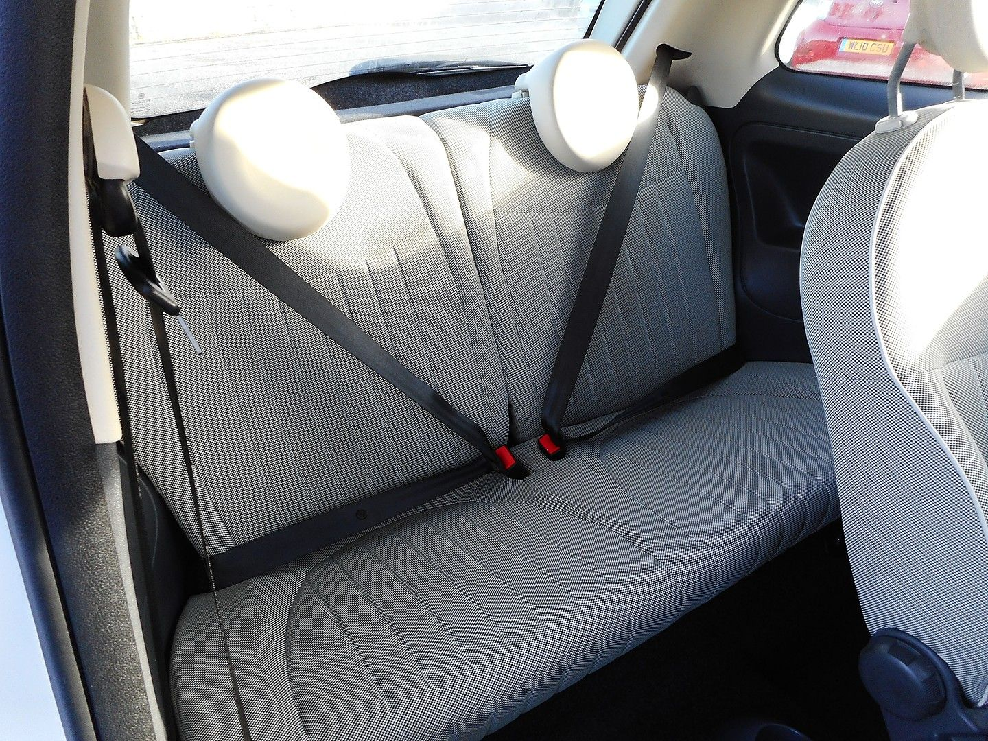 FIAT 500 1.2i Lounge S/S automatic (2013) - Picture 15
