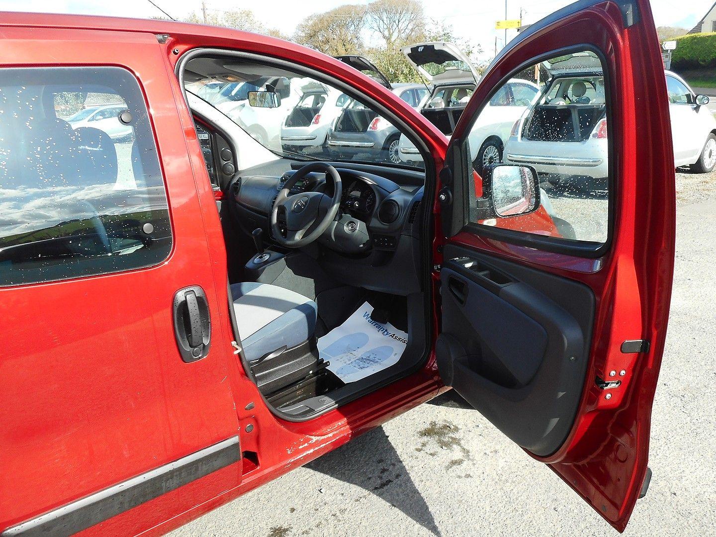 CITROEN NEMO MULTISPACE HDI 8V Auto (2010) - Picture 11