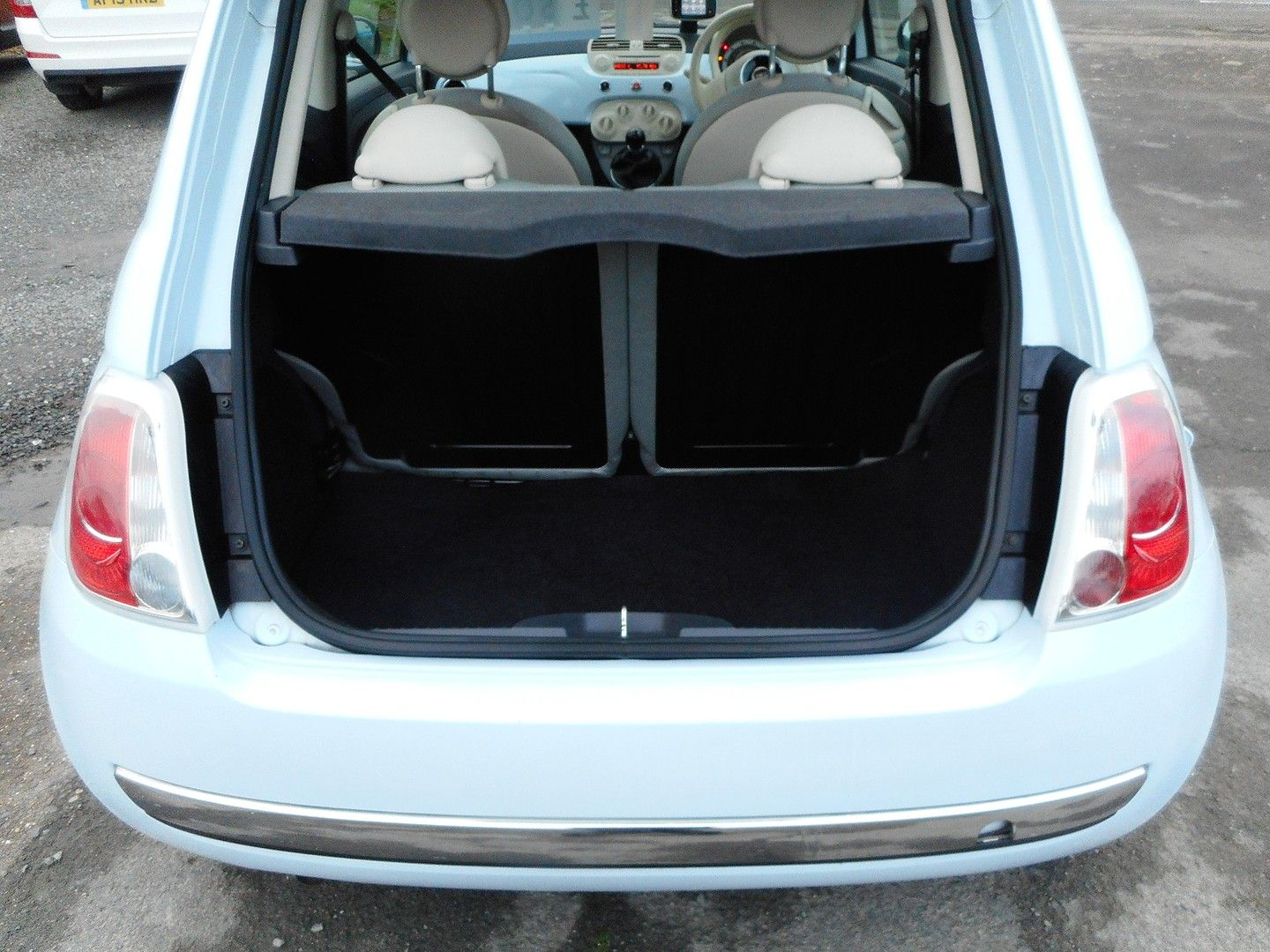 FIAT 500 1.2i Lounge (2010) - Picture 17