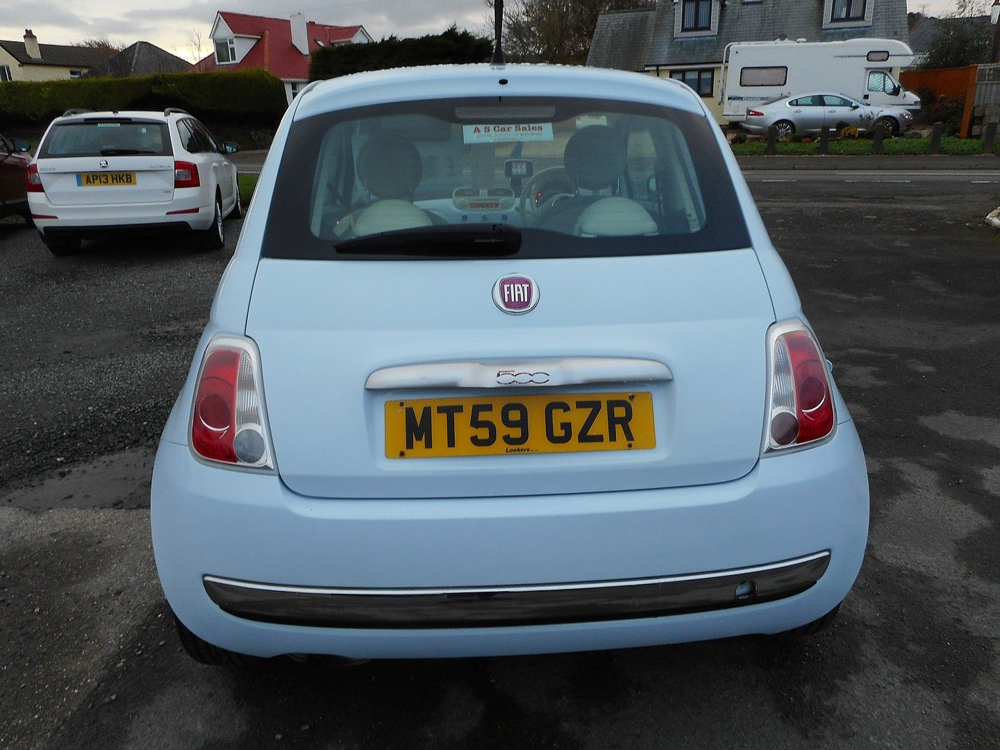 FIAT 500 1.2i Lounge (2010) - Picture 18