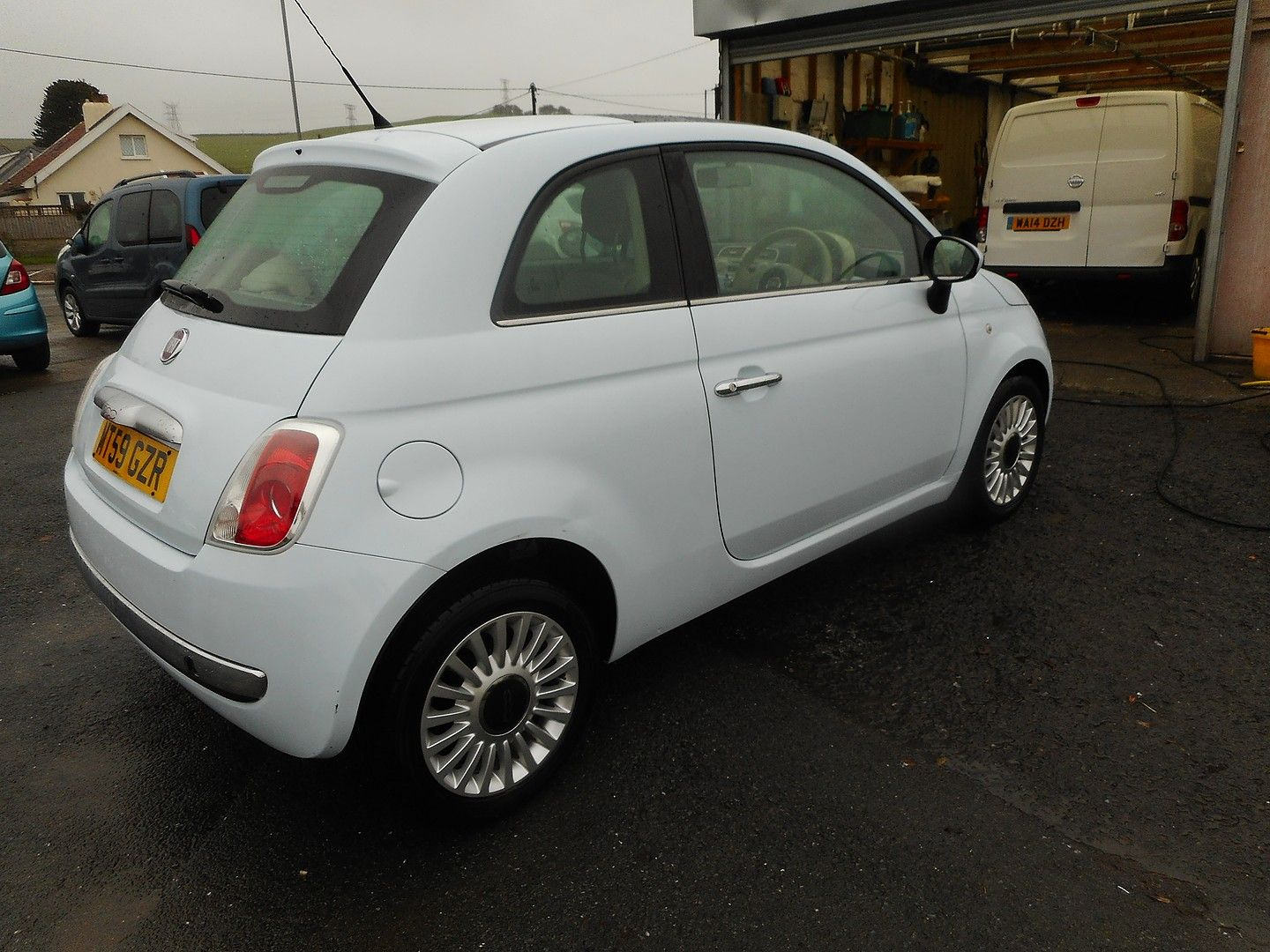FIAT 500 1.2i Lounge (2010) - Picture 3