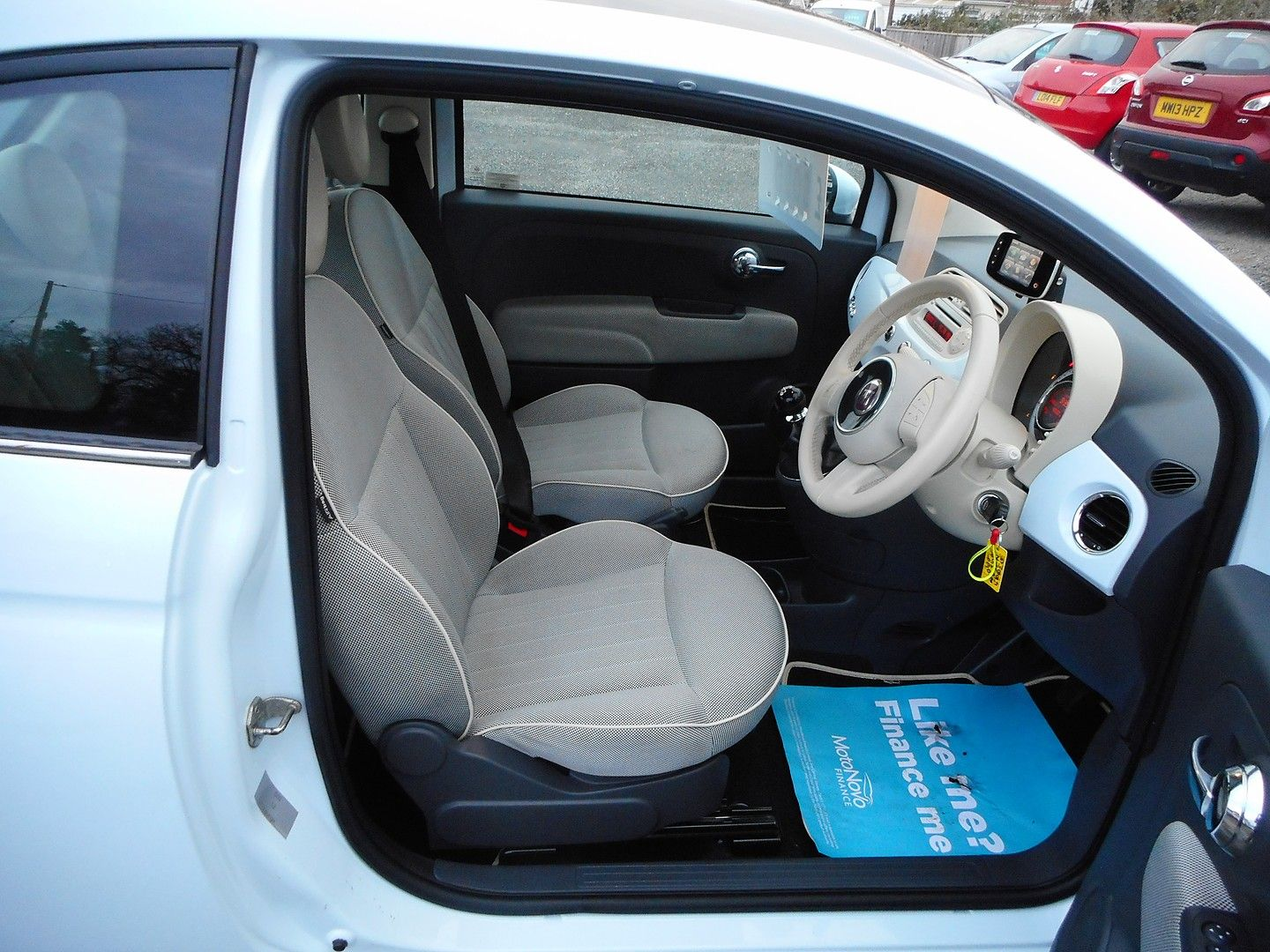 FIAT 500 1.2i Lounge (2010) - Picture 6