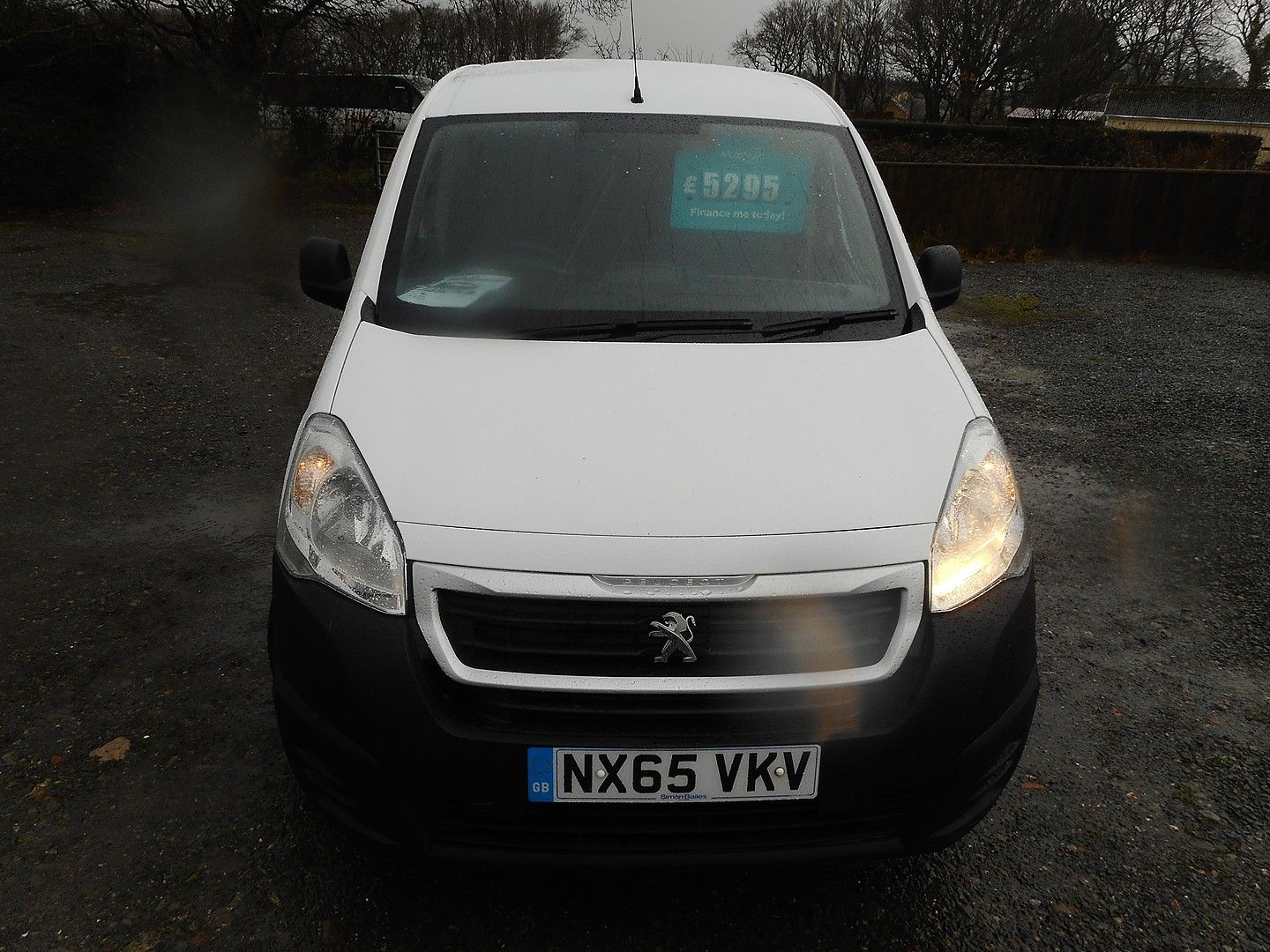 PEUGEOTPartner1.6HDi 92 850 S L1 for sale