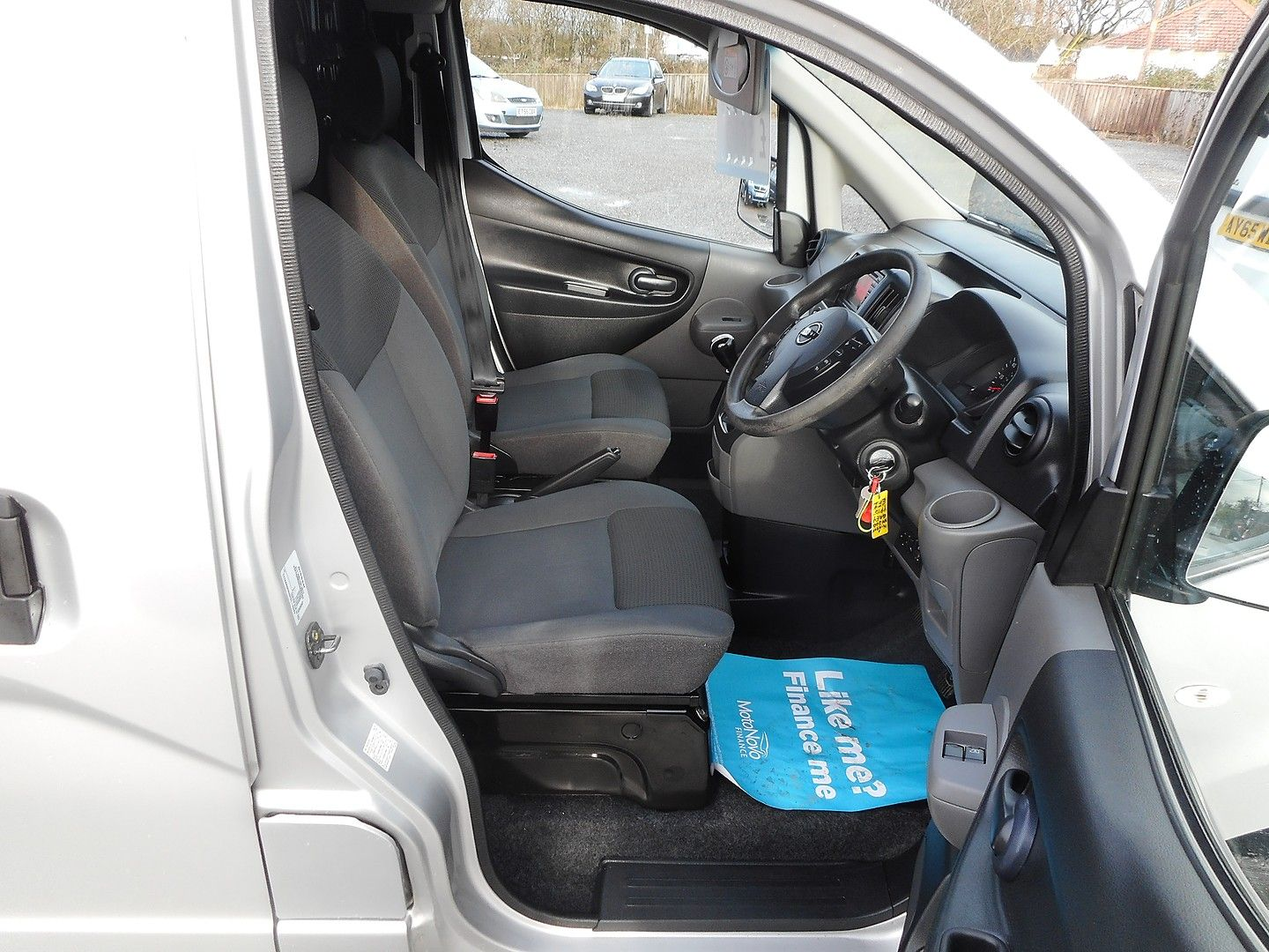 NISSAN NV200 Tekna 1.5 dCi 110PS (2014) - Picture 13