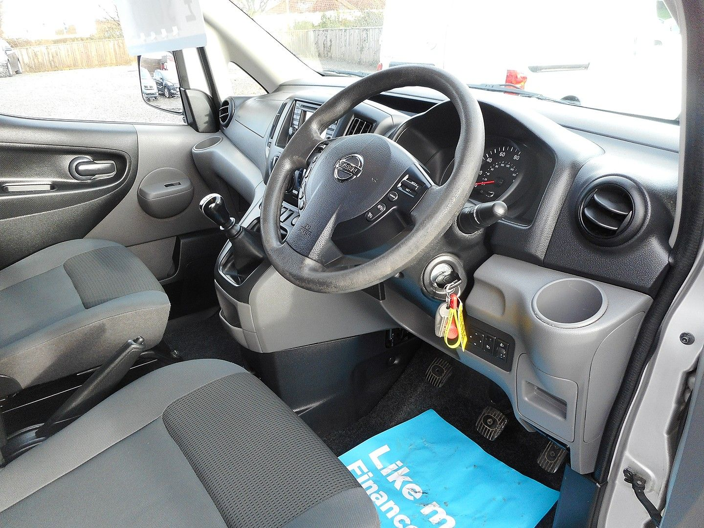 NISSAN NV200 Tekna 1.5 dCi 110PS (2014) - Picture 14