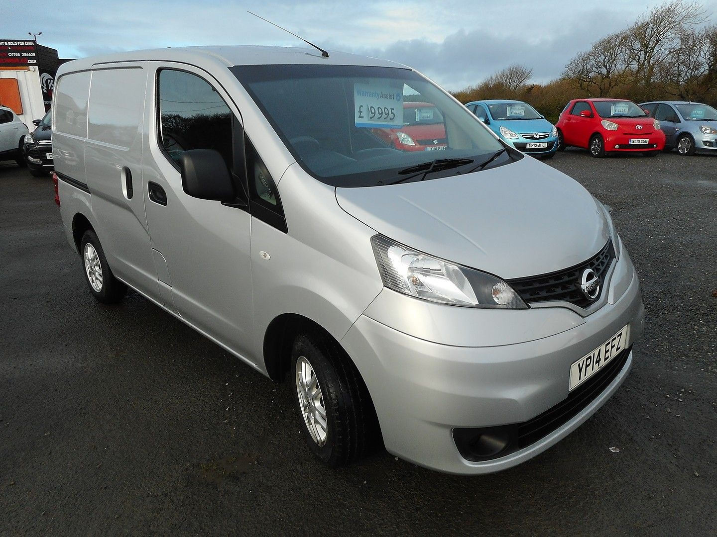 NISSAN NV200 Tekna 1.5 dCi 110PS (2014) - Picture 2