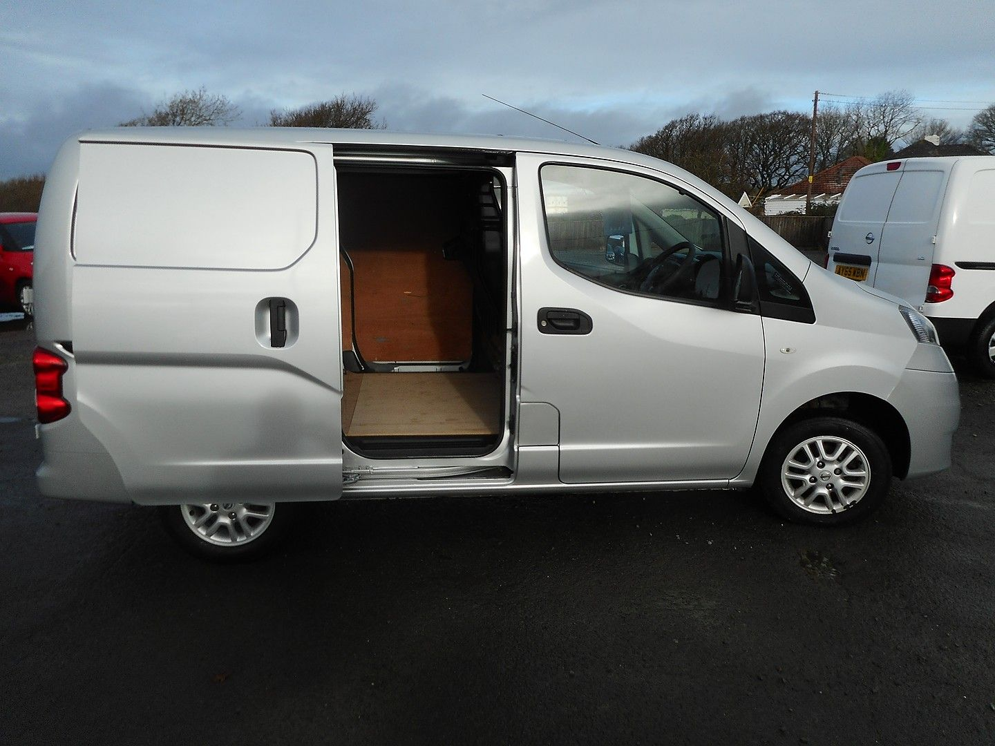 NISSAN NV200 Tekna 1.5 dCi 110PS (2014) - Picture 7