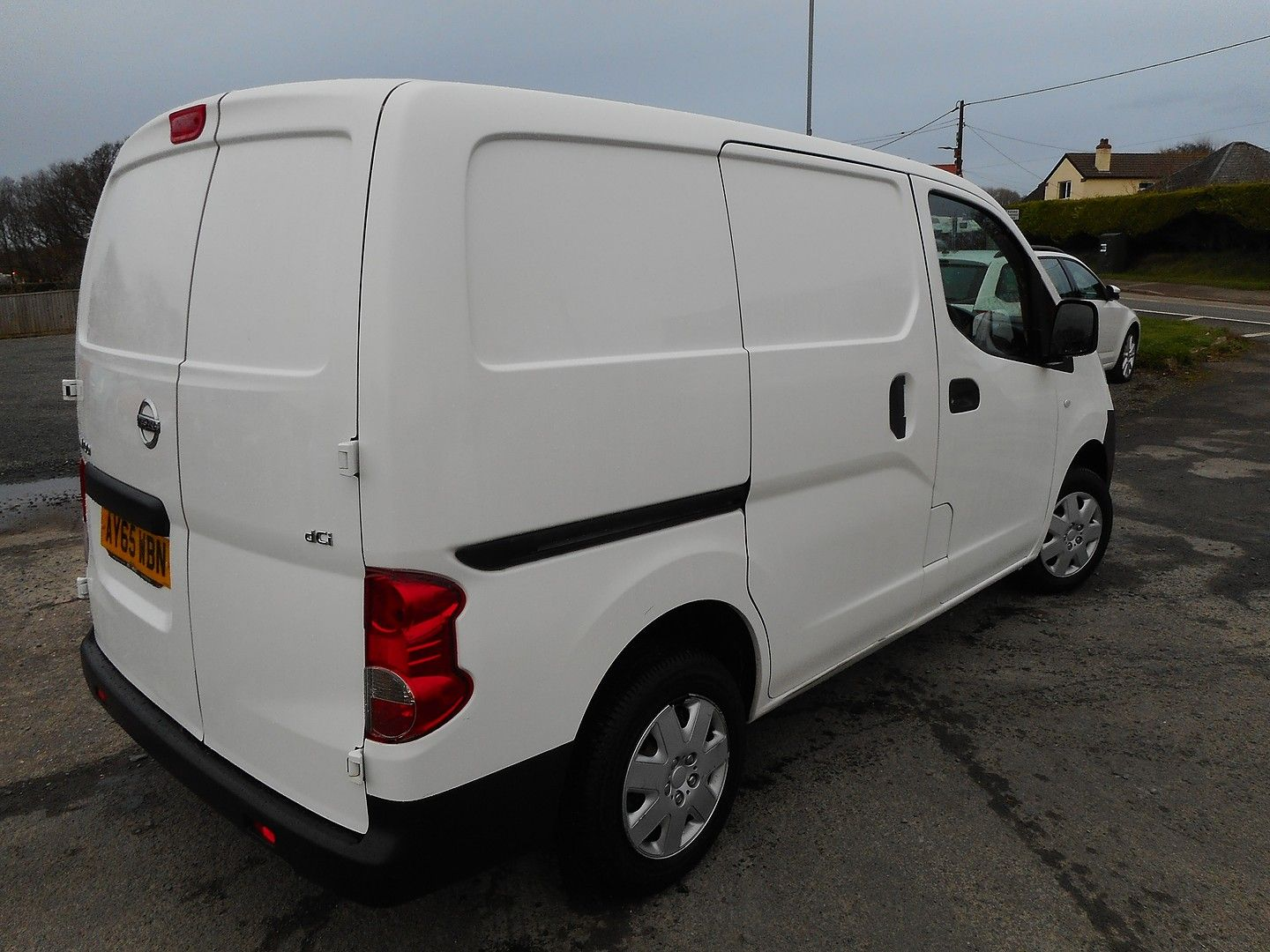 NISSAN NV200 Acenta 1.5 dCi 110PS (2015) - Picture 11