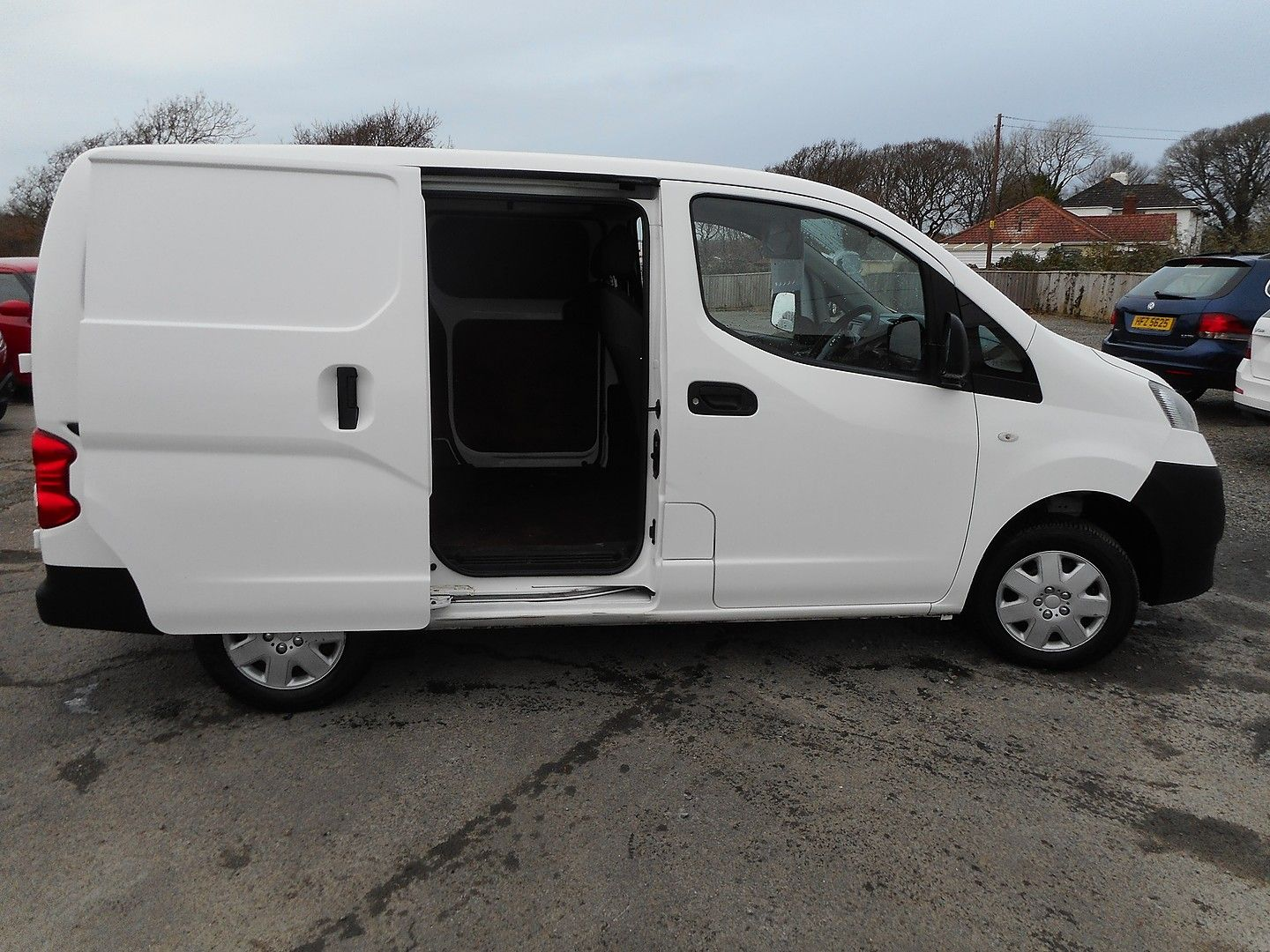 NISSAN NV200 Acenta 1.5 dCi 110PS (2015) - Picture 13