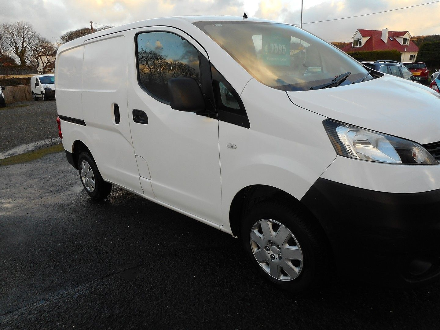 NISSAN NV200 Acenta 1.5 dCi 110PS (2015) - Picture 3