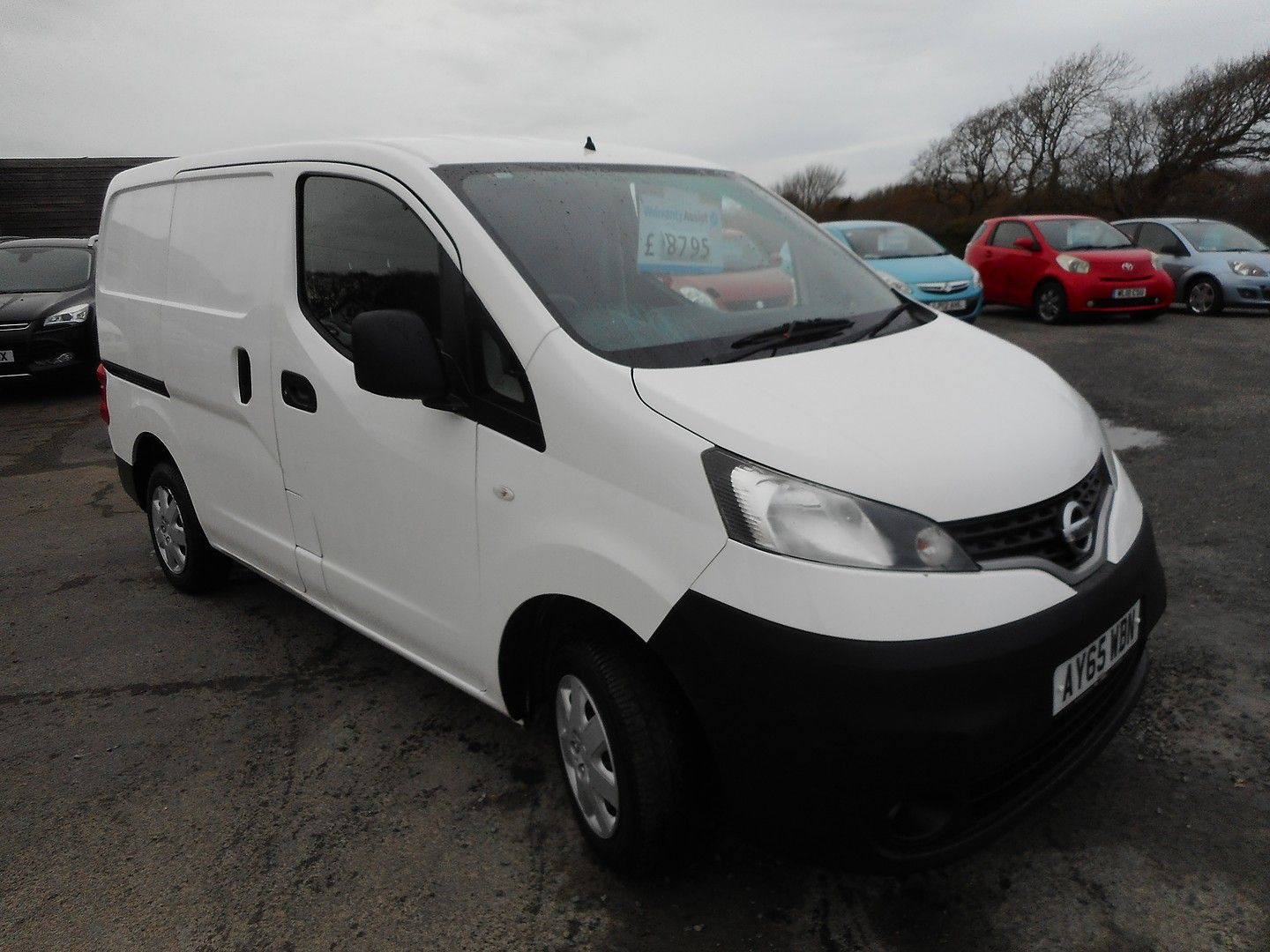 NISSAN NV200 Acenta 1.5 dCi 110PS (2015) - Picture 7