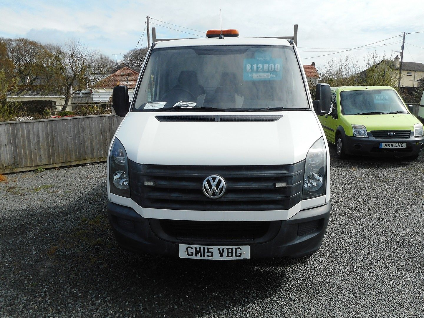 VOLKSWAGENCrafterCR35 136PS 2.0TDI MWB WITH TAIL LIFT for sale