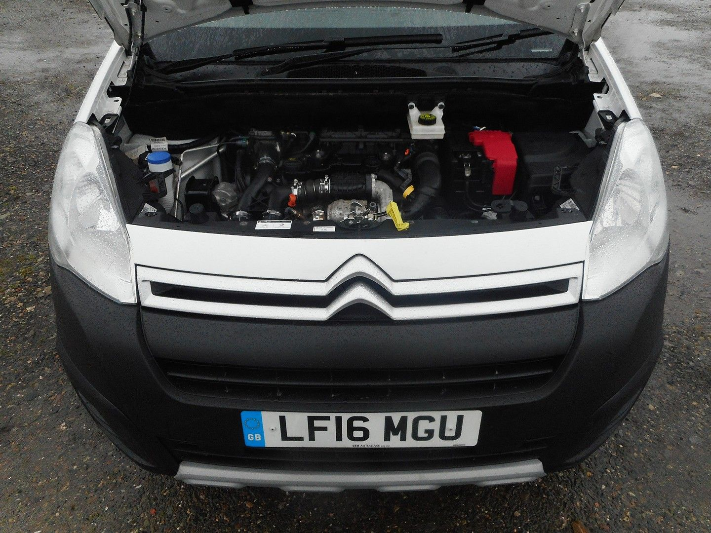 CITROEN Berlingo HDi 90 manual L1 625 XTR+ (2016) - Picture 18