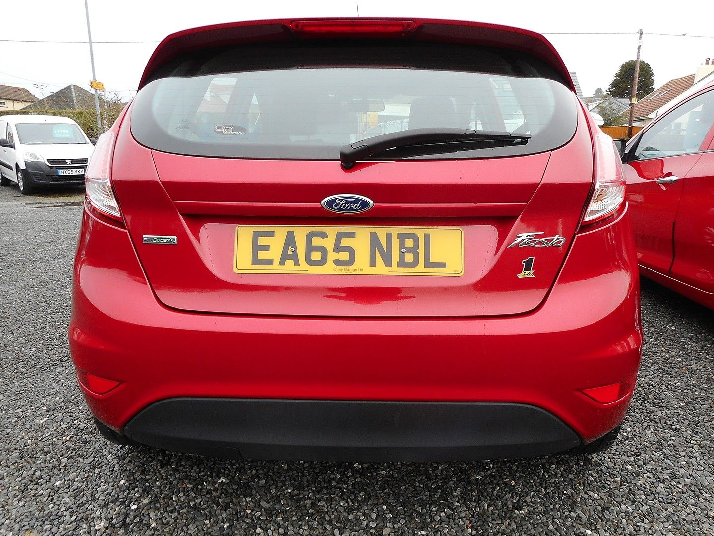 FORD Fiesta Zetec 1.0 80PS Start/Stop (2015) - Picture 15
