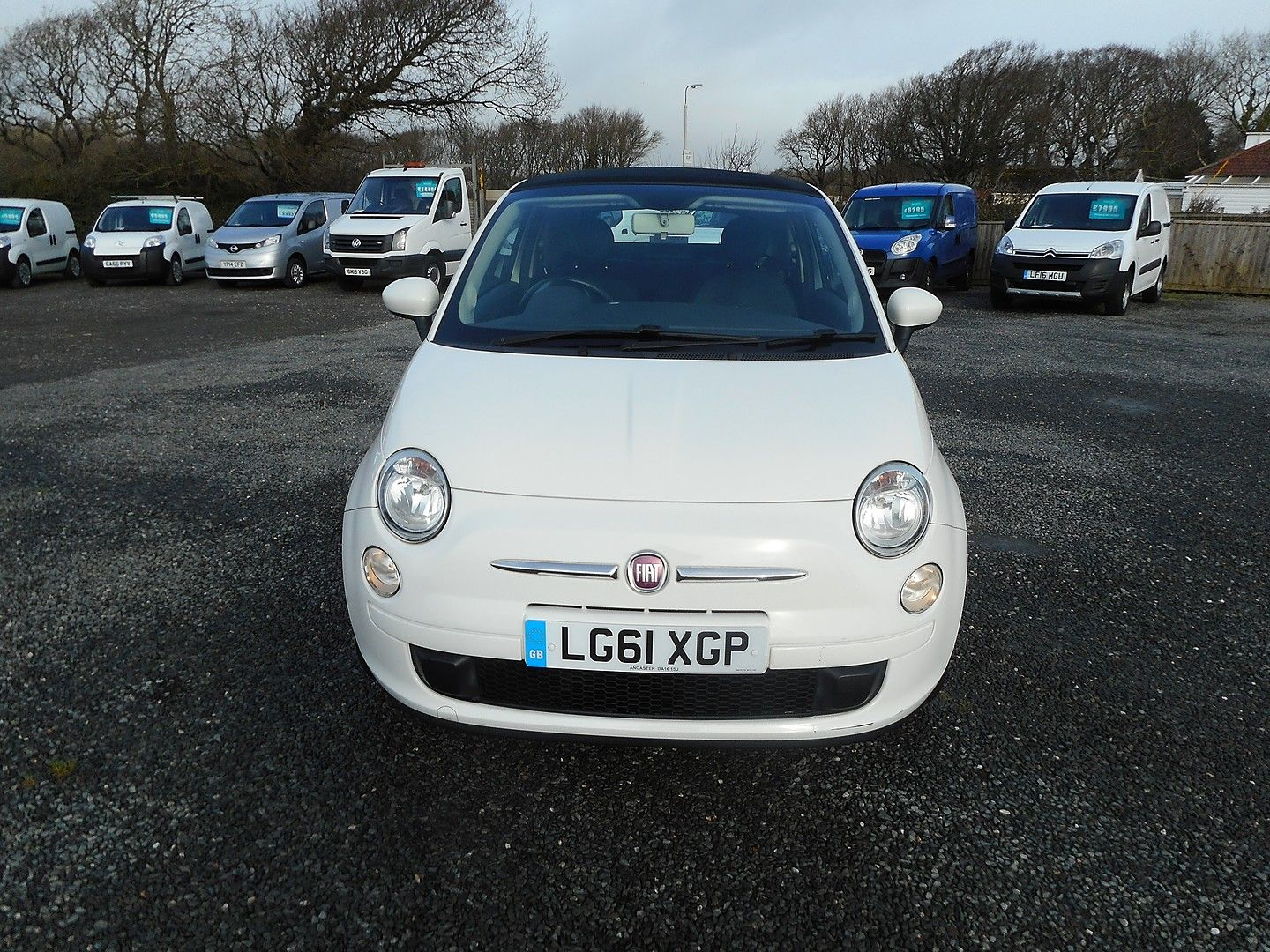 FIAT5001.2i Pop Convertible for sale
