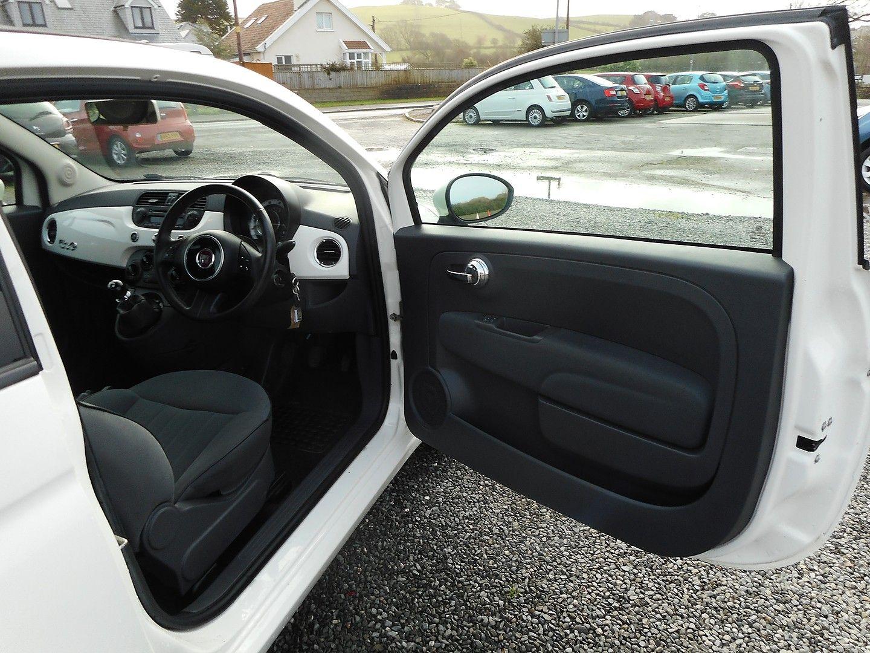 FIAT 500 1.2i Pop Convertible (2011) - Picture 13