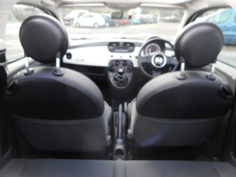 FIAT 500 1.2i Pop Convertible (2011) - Picture 19