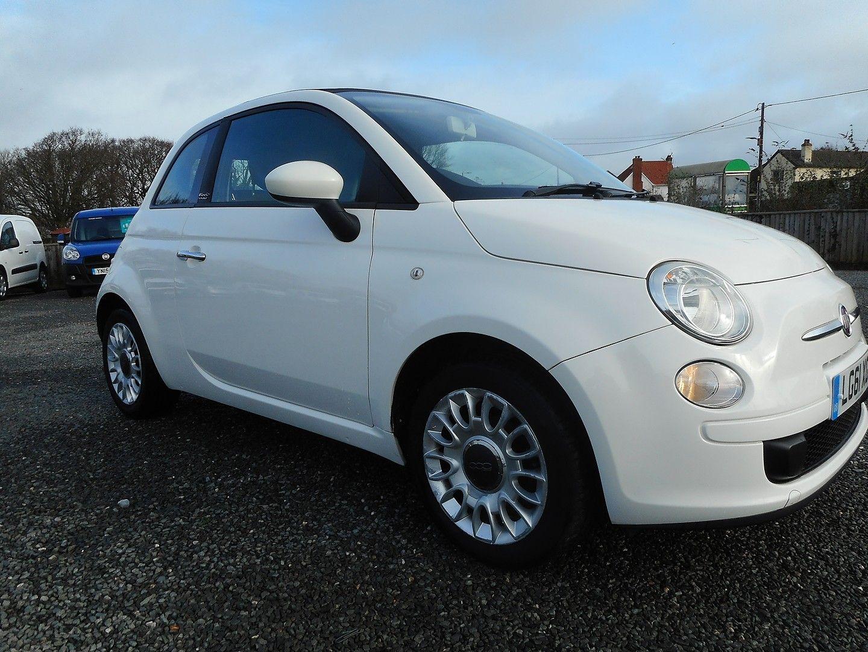FIAT 500 1.2i Pop Convertible (2011) - Picture 4