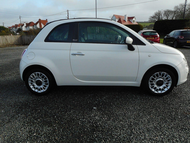 FIAT 500 1.2i Pop Convertible (2011) - Picture 5