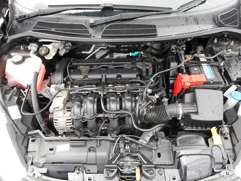 FORD Fiesta Titanium 1.4 096 (2011) - Picture 20