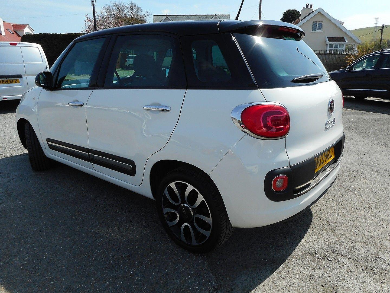 FIAT 500L 1.6 MultiJet Pop Star (105hp) (2013) - Picture 4
