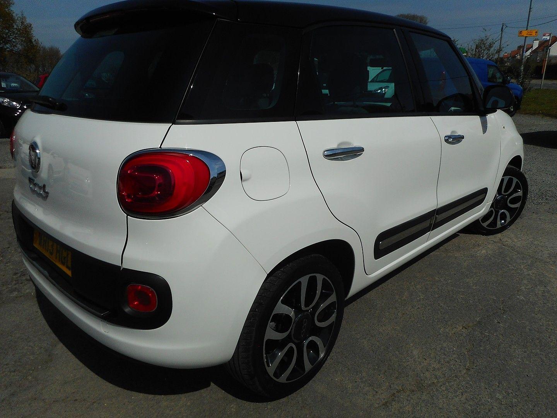 FIAT 500L 1.6 MultiJet Pop Star (105hp) (2013) - Picture 5