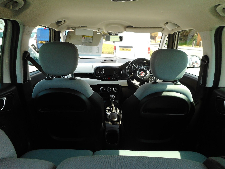 FIAT 500L 1.6 MultiJet Pop Star (105hp) (2013) - Picture 9